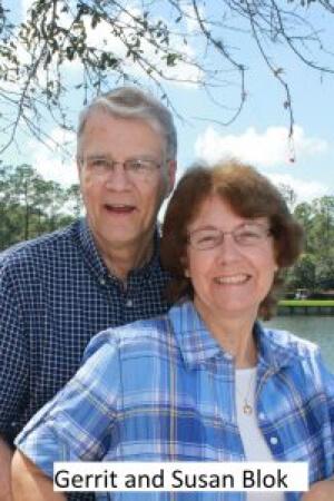 Gerrit and Susan